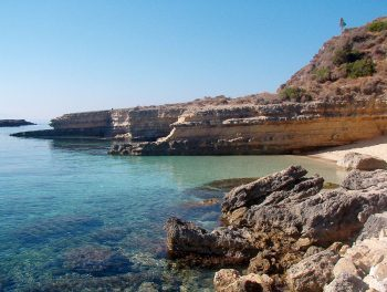 Cefalonia spiaggia
