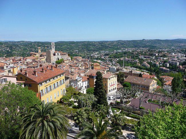 Grasse Panorama