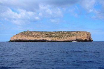 Lampedusa Isolotto di Lampione foto di Jeffrey Sciberras