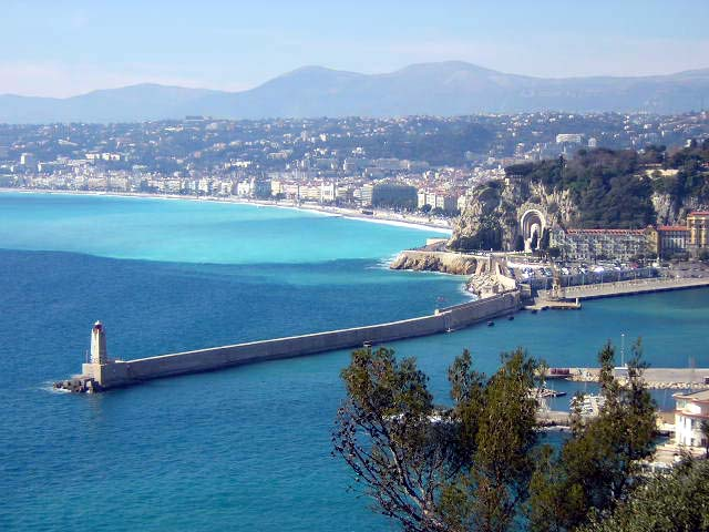 Nizza, la Rio del mediterraneo