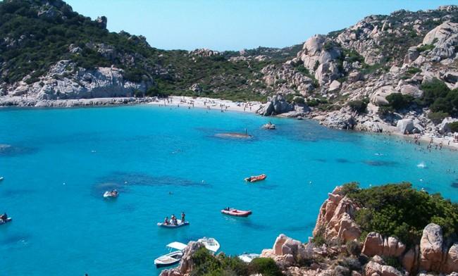 Sardegna. Barbagia, i monti in mezzo al mare