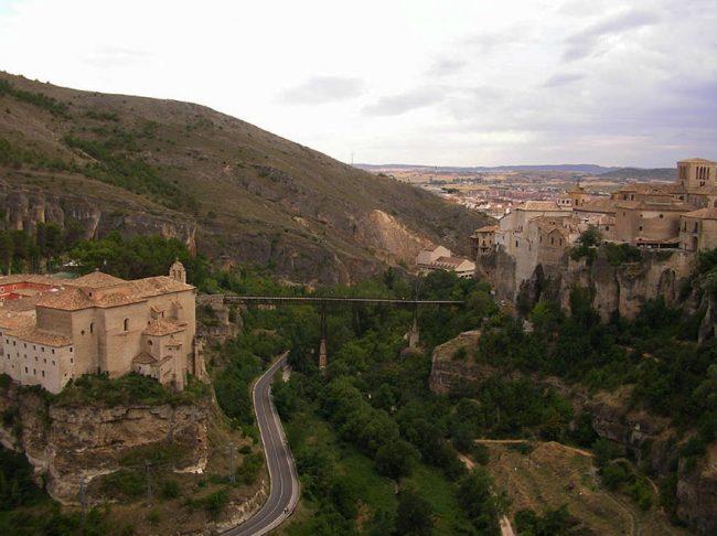 Cuenca: da Don Chisciotte al Museo della Scienza