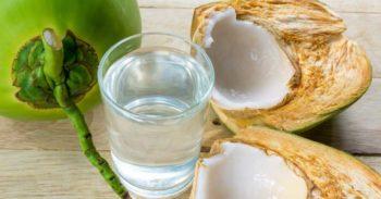 Consigli acqua di cocco