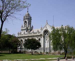 Chiesa di Santo Stefano dei Bulgari