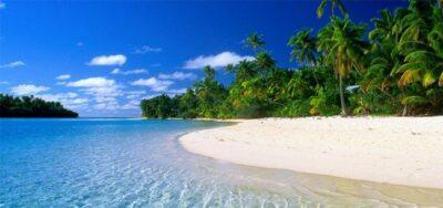 Il mare dei caraibi