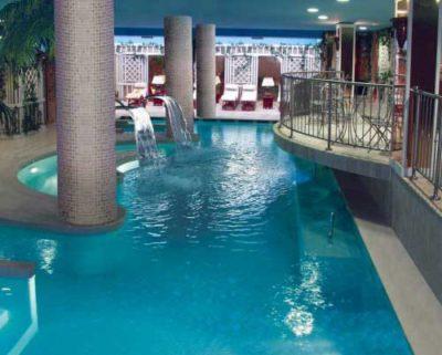 piscina interna Grand hotel San Marco