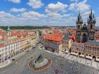 Praga la città vecchia A Savin