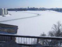 Stoccolma, ghiaccio svedese