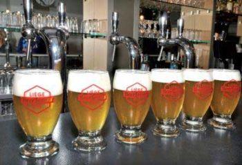 birra Degustazione delle birre della Brasserie di Mariembourg