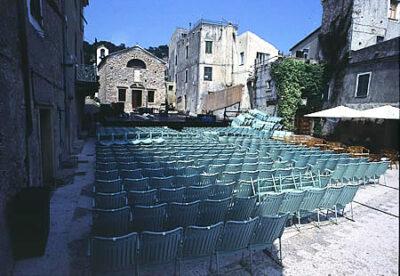 Verezzi Teatro Piazza Sant'Agostino