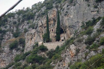 Toirano Santuario di Santa Lucia