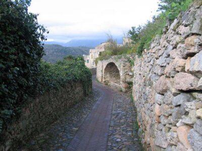 Liguria delle grotte Verezzi lavatoio aRoccaro-