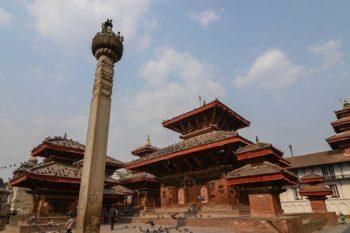 Kathmandu Durbar Square foto di J. Láscar