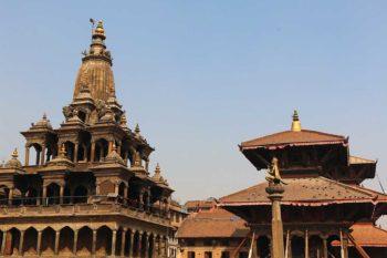 Durbar Square cuore di Patan