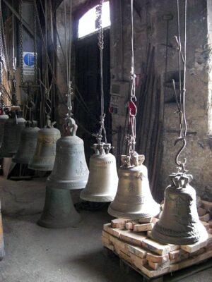 Molise Agnone Le campane della fonderia Marinelli