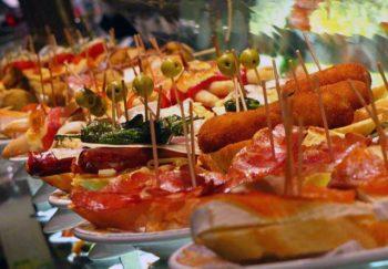 mangiare Tapas foto Elemaki