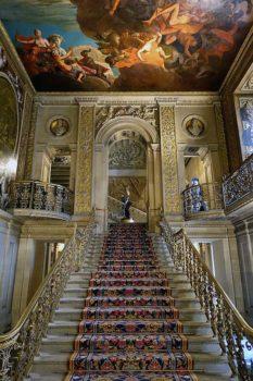 La scalinata-di Chatsworth House