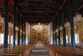Bolivia La-Iglesia-di-Concepciòn-Interno