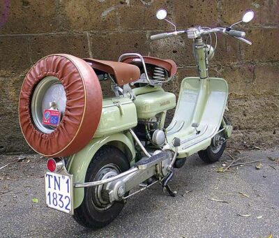 Lambretta 125 D 1952