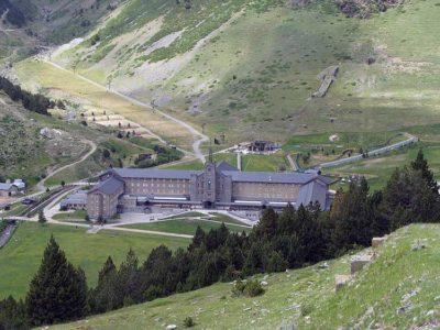Santuario della Madonna di Nùria