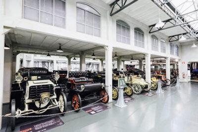 Salone dell'auto Il-Grande-garage-del-futuro