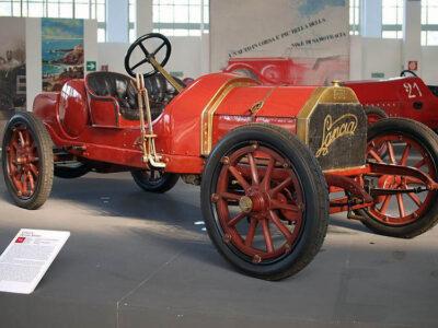 Lancia Alfa Sport 1908 foto Tomislav Medak