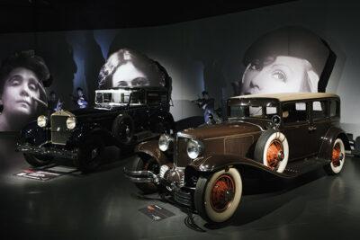 Lancia Museo auto I folli anni venti