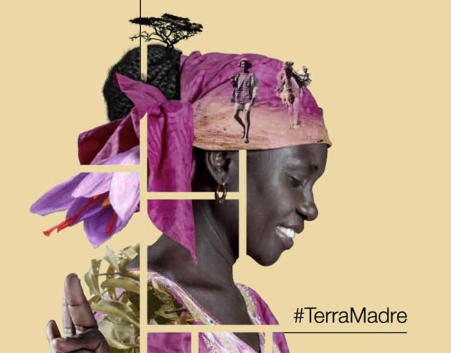 """Terra Madre,  """"our common food"""""""
