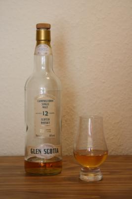 whiskey Glen Scotia