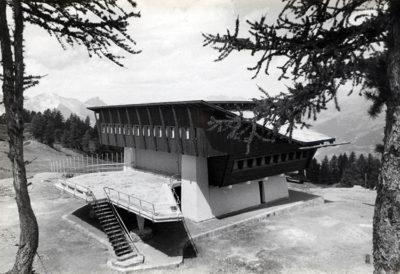 Slittovia del Lago Nero, 1946-47
