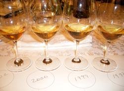 Un vino dal colore dorato e brillante