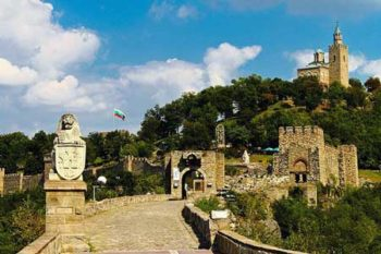 Bulgaria Veliko Tărnovo-è stata-la capitale dal 1185-al 1393