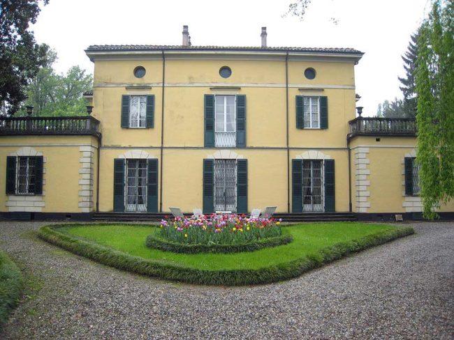 Sant'Agata La villa di Giuseppe-Verdi