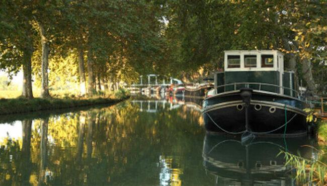 Canali di Francia. Da Marsiglia a Le Havre