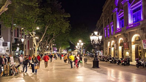 Barcellona, la Rambla
