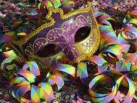 Coriandoli e maschere  carnascialesche