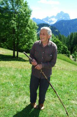 Cammino delle Dolomiti Lina-Murer (ph. P. Ricciardi © mondointasca.it)