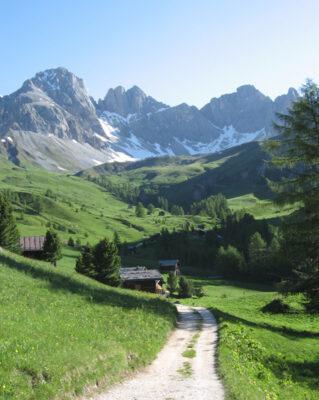 Cammino delle Dolomiti Panorami (ph. P. Ricciardi © mondointasca.it)