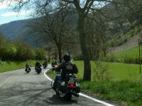 Il percorso dopo Macerata (foto: Fabrizio Modelli)