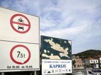 Croazia. Sebenico… e la nave va