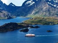 Il postale dei fiordi