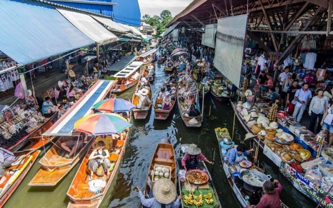 Misteri d'Oriente a Bangkok