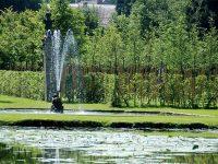 Belgio: Jardins d' Annevoie il luogo delle meraviglie