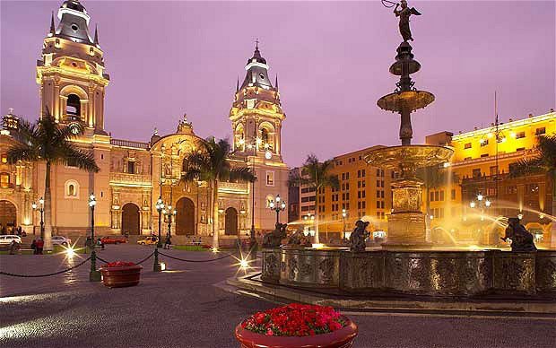 Lima, una capitale che 'vale un Perù'