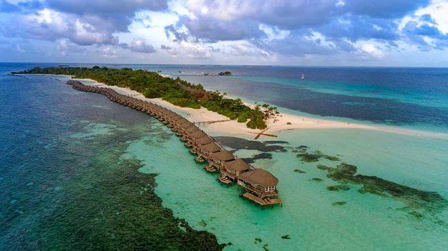 Maldive, turisticamente parlando