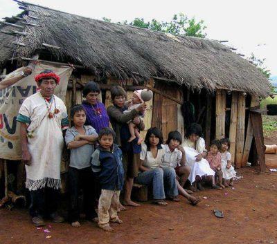 Paraguay-popolazione-indigena