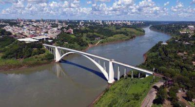 Paraguay Ponte dell'amicizia