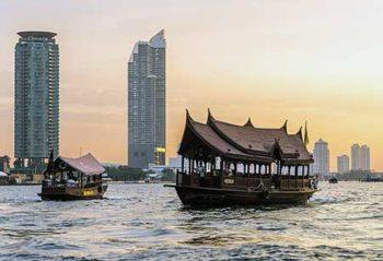 festeggiamenti Bangkok foto Ninara