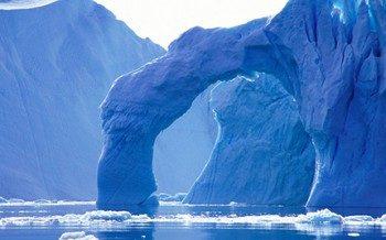 festeggiare ghiaccio groenlandia