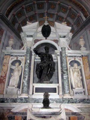 Sabbioneta mausoleo di Vespasiano